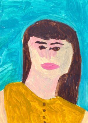 Miss Goffetown, Autoritratto, 2018