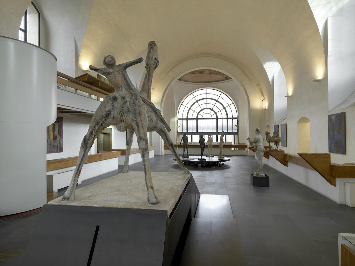 Museo Marino Marini, Firenze. Ph. Dario Lasagni