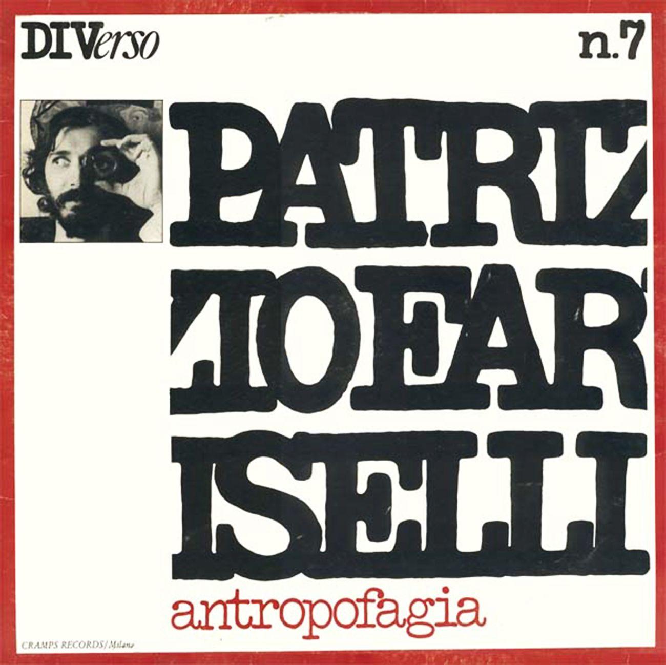 Patrizio Fariselli, Antropofagia, Cramps Records (1977)