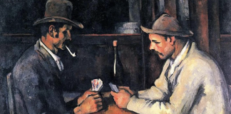 Paul Cézanne, I giocatori di carte