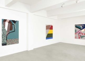 Sadie Benning. Blow Ups. Exhibition view at Kaufmann Repetto, Milano 2020