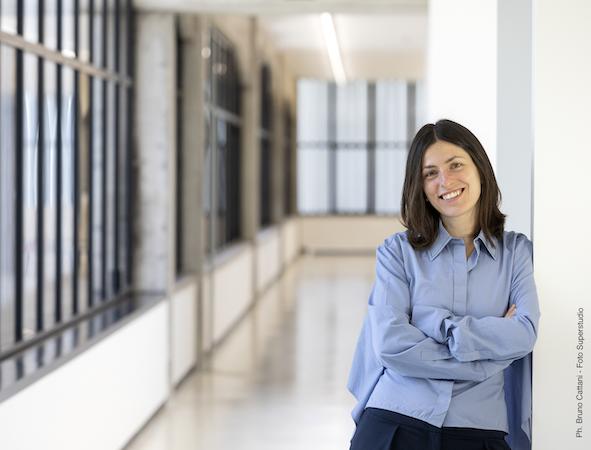 Sara Piccinini - Ph. Bruno Cattani - Foto Superstudio