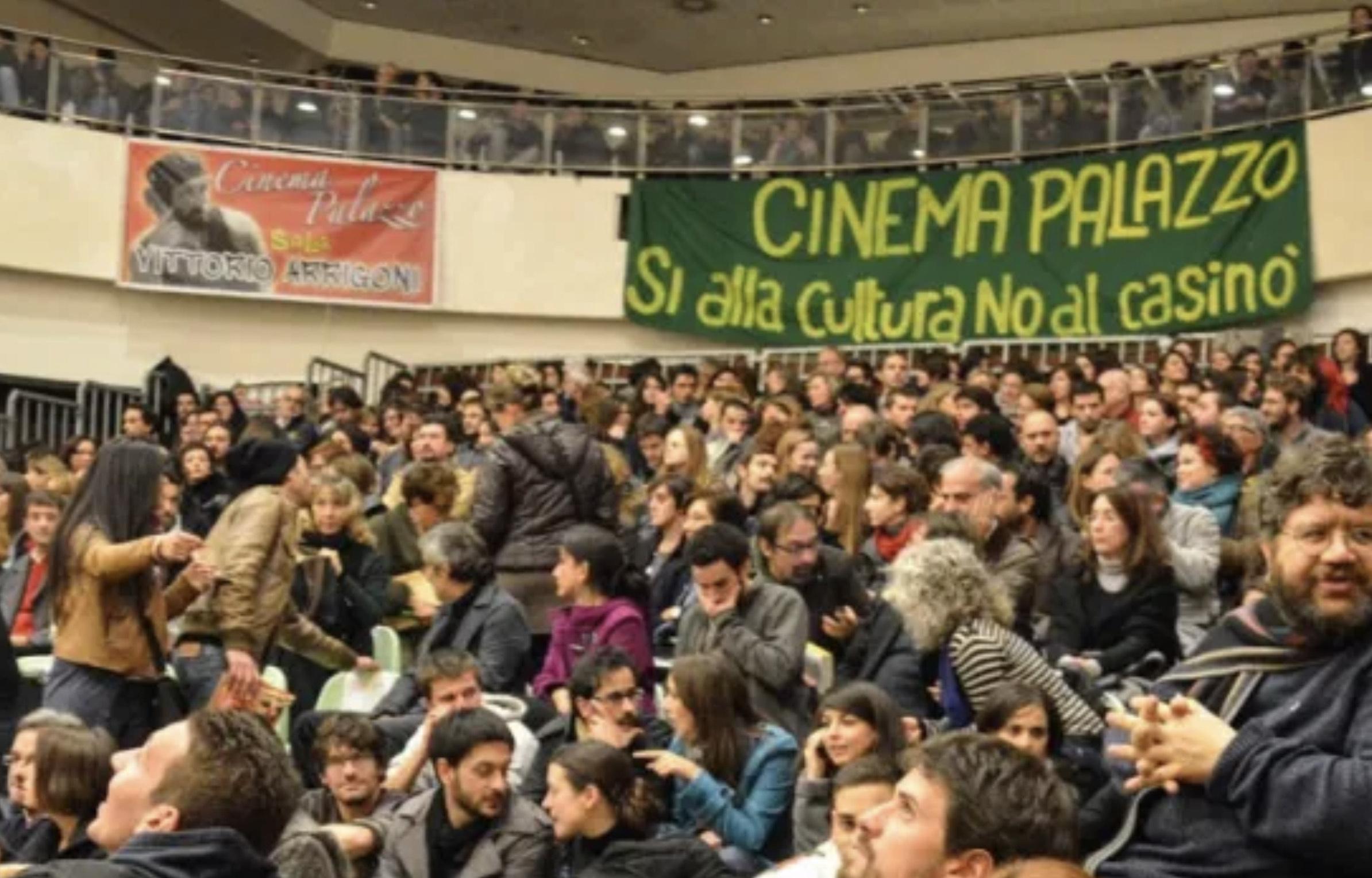 Ex Cinema Palazzo, Roma