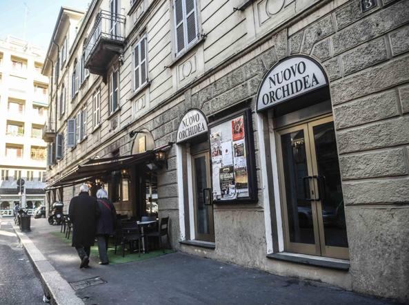 Nuovo Cinema Orchidea di Milano