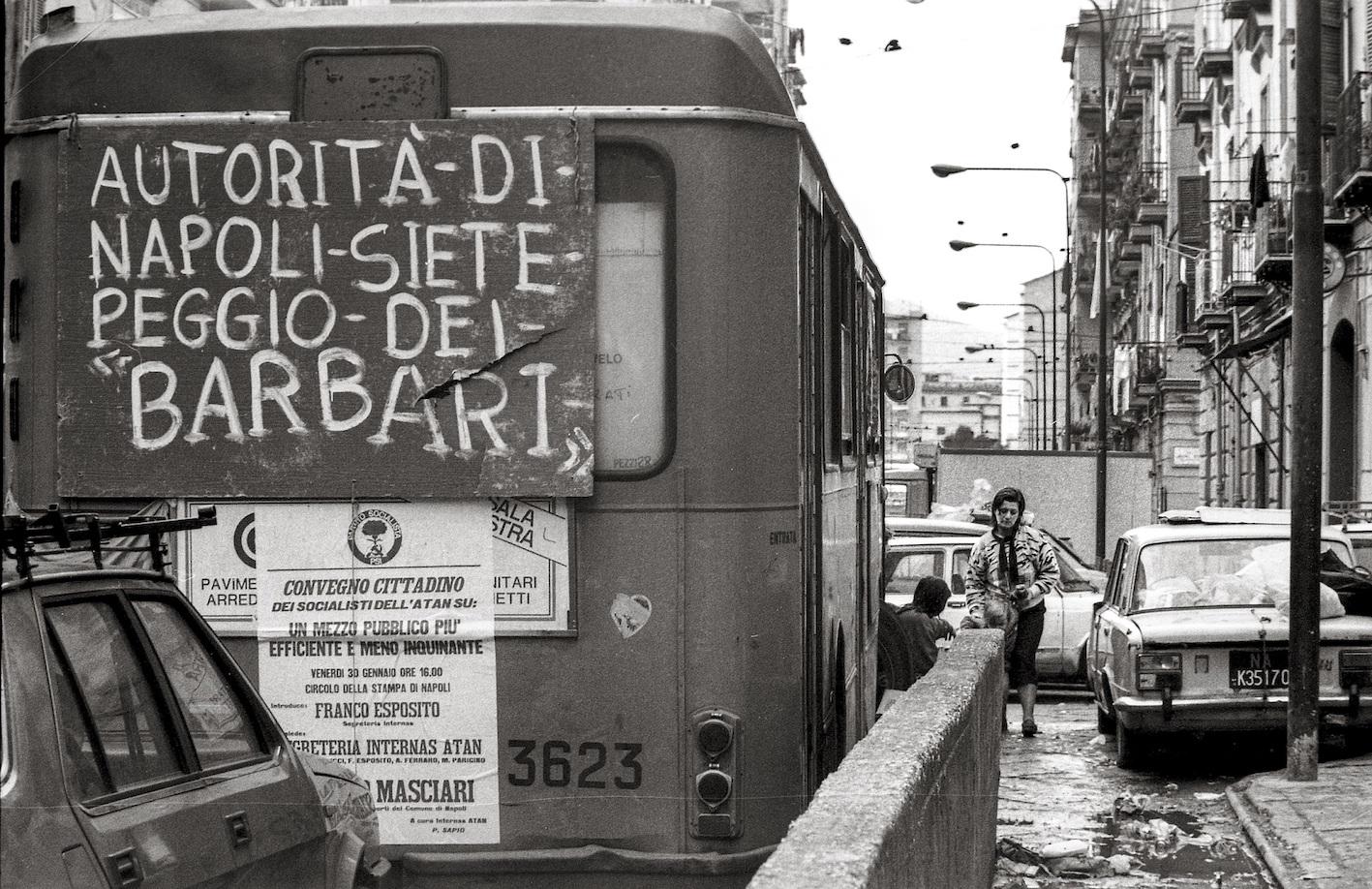 Toty Ruggieri, Napoli 1981