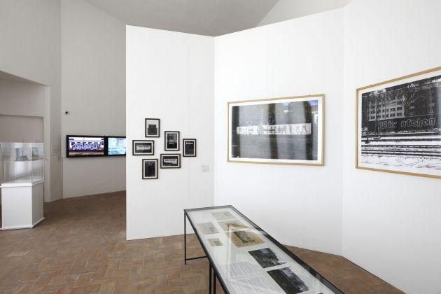 1984. Evoluzione e rigenerazione del writing. Exhibition View at Galleria Civica di Modena. Courtesy Pietro Rivasi. Photo © Paolo Terzi