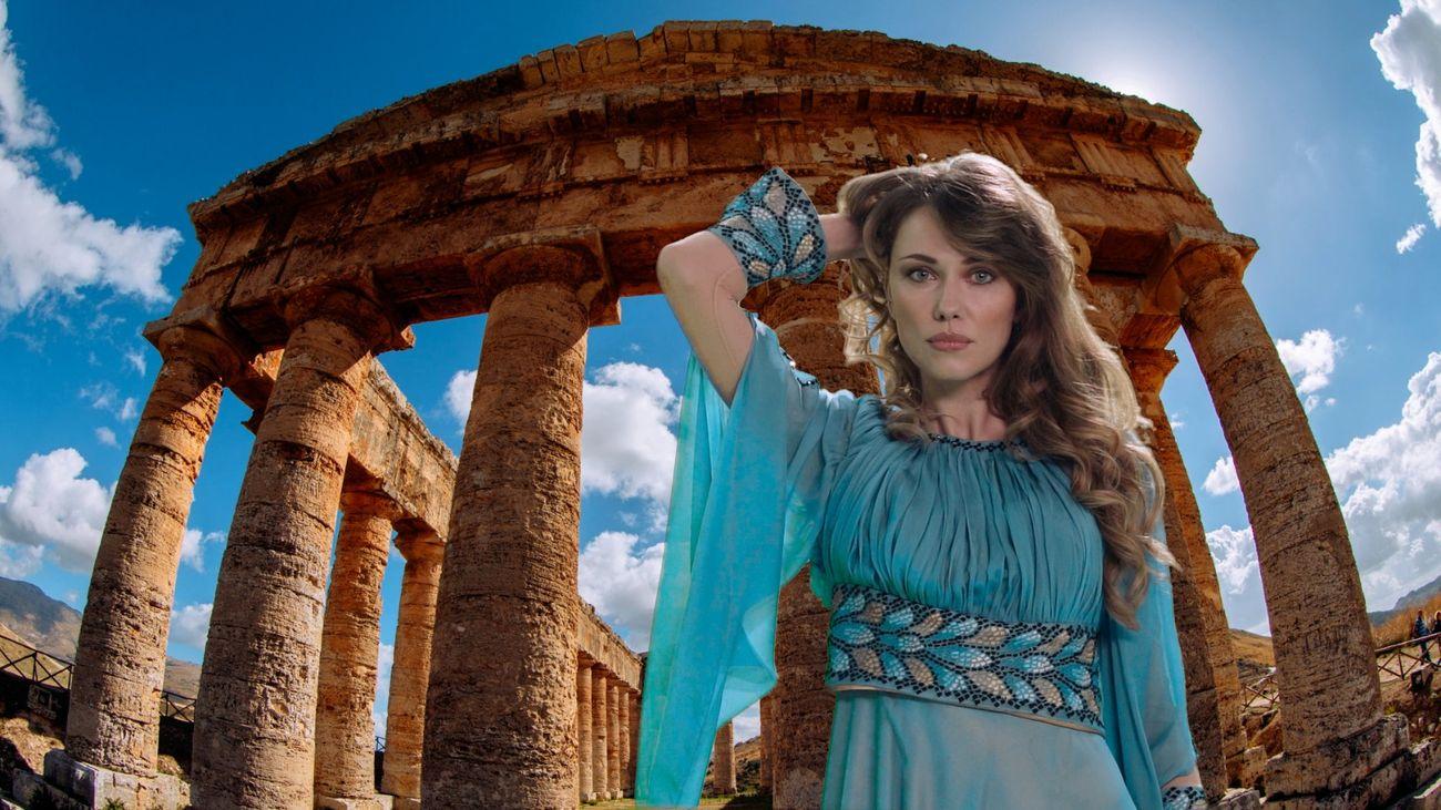 Altaroma. Creative District fashion film. Flavia Lecci