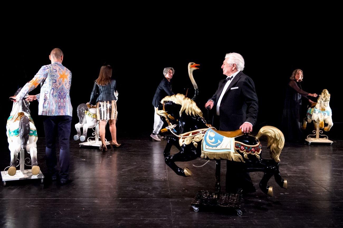 Babilonia Teatri, Romeo e Giulietta. Photo Eleonora Cavallo