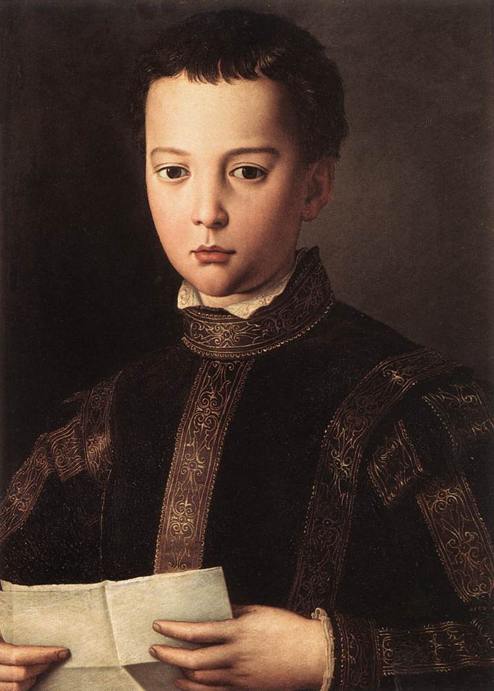 Bronzino, Francesco de' Medici