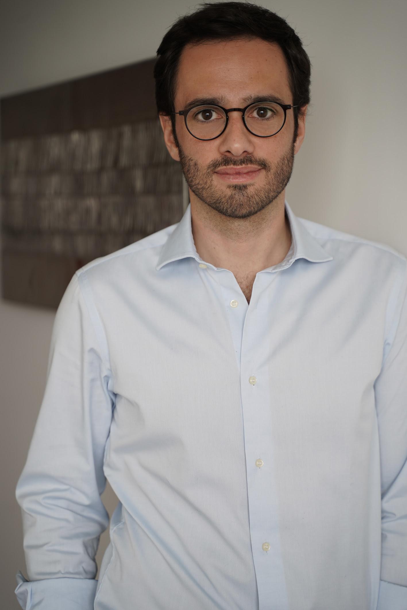 Bruno Bolfo, fondatore di Particle