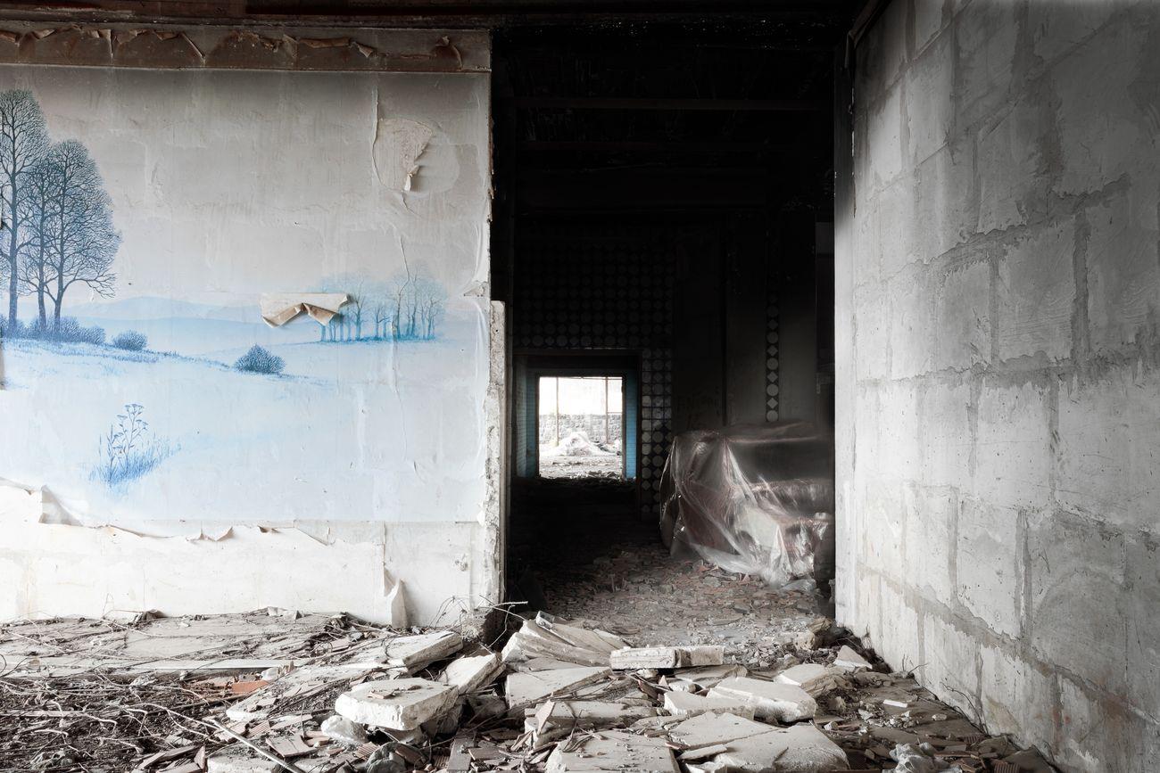 Carlo Oriente, dalla serie Ab.use, 2020 © Carlo Oriente