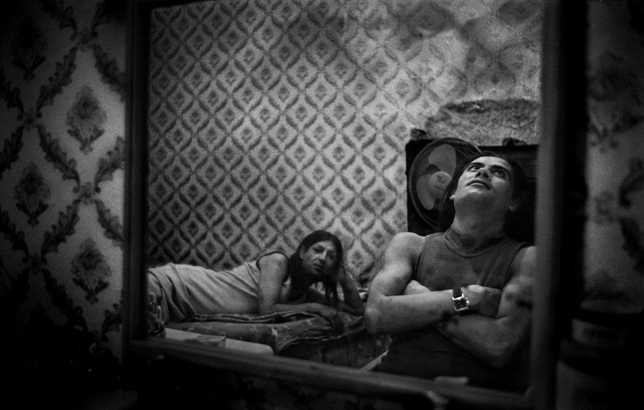 Cosçun Aşar, Untitled from the series Blackout, 2010, archival pigment print su Hahnemuehle fine art barita 325g. Museo d'Arte Moderna dell'Informazione e della Fotografia, Senigallia