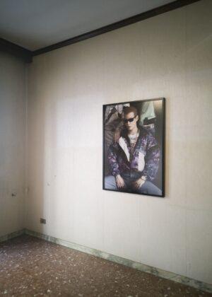 Double Fantasy. Installation view at Casa Vuota, Roma 2021
