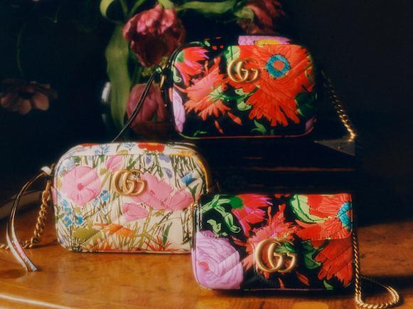 Epilogue, la nuova collezione di Gucci ispirata alle fantasie dello stilista Ken Scott - Fotografie Mark Peckmezian (dettaglio)