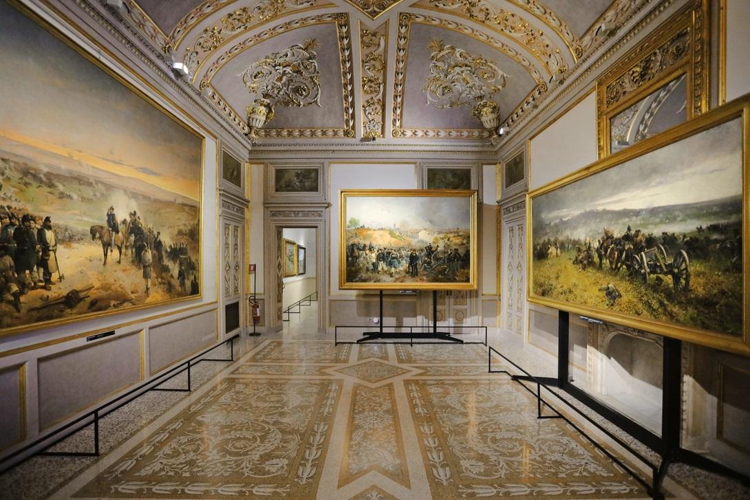 Gallerie d'Italia, Piazza della Scala, Milano