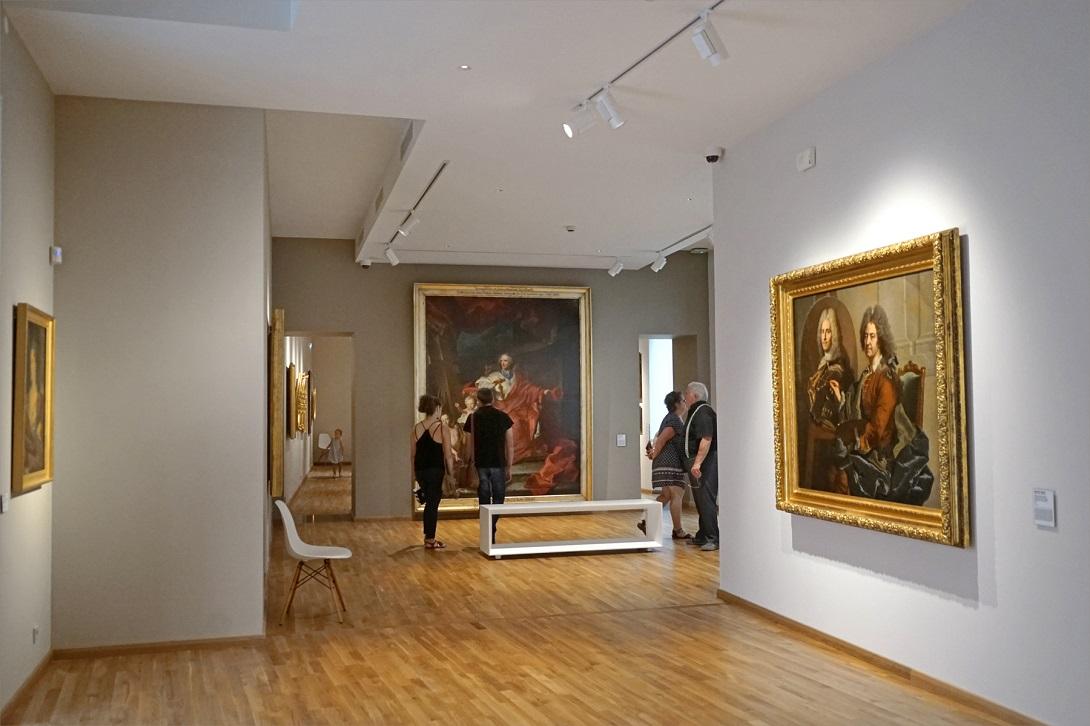 Le musée d'Art Hyacinthe Rigaud, Perpignan
