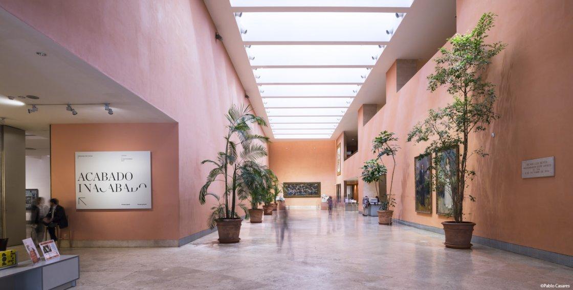 Museo Thyssen Bornemisza_Hall Central