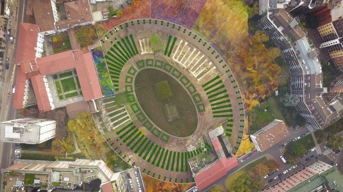 PAN Parco Amphitheatrum Naturae 2021 Milano