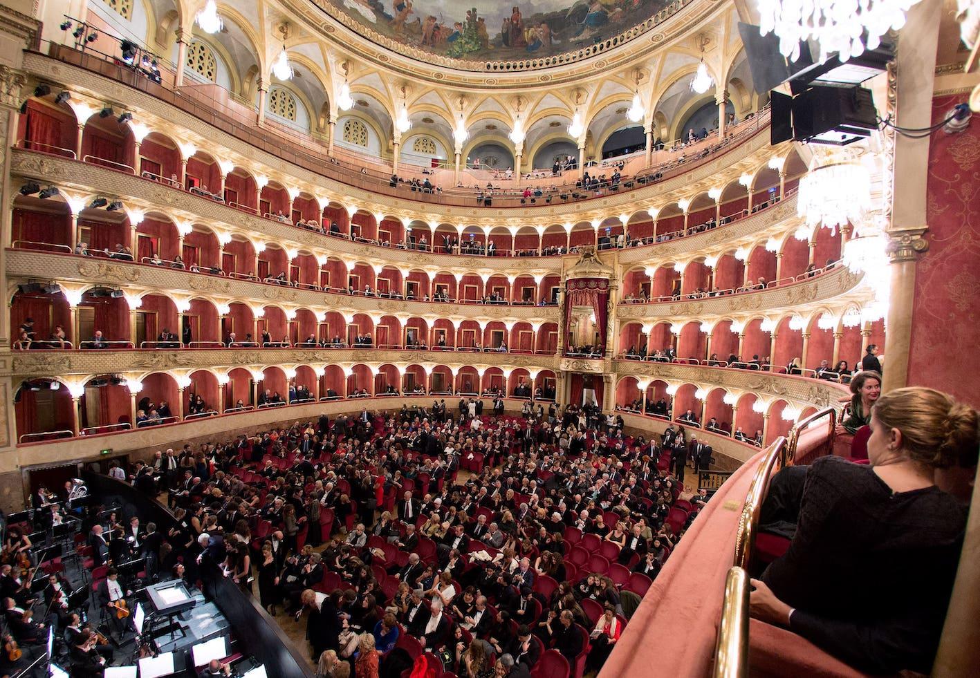 PW Storytelling Culturale - Teatro dell'Opera di Roma
