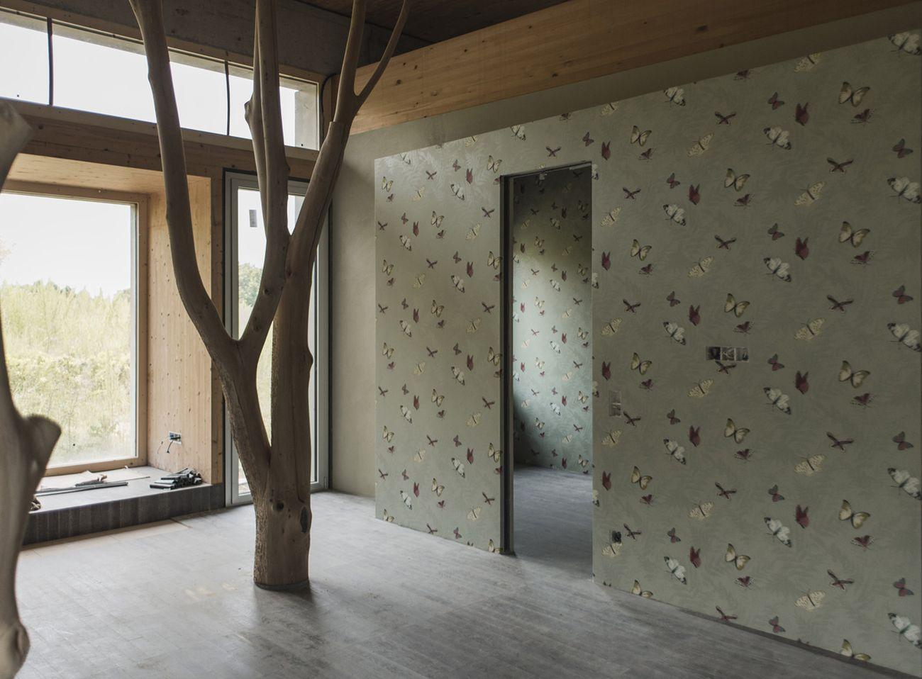 Sandro Lazier, 13 Haus, Roddi (CN) 2015. Progetto vincitore del Premio Architects meet in Selinunte 2016