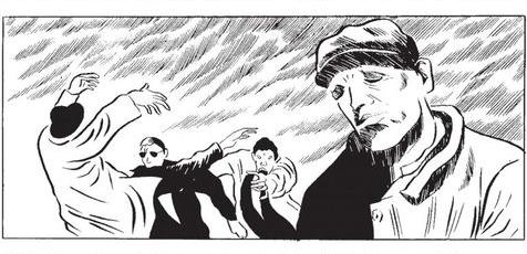 Tadao Tsuge ‒ Il lupo dei bassifondi (Coconino Press, Roma 2020)