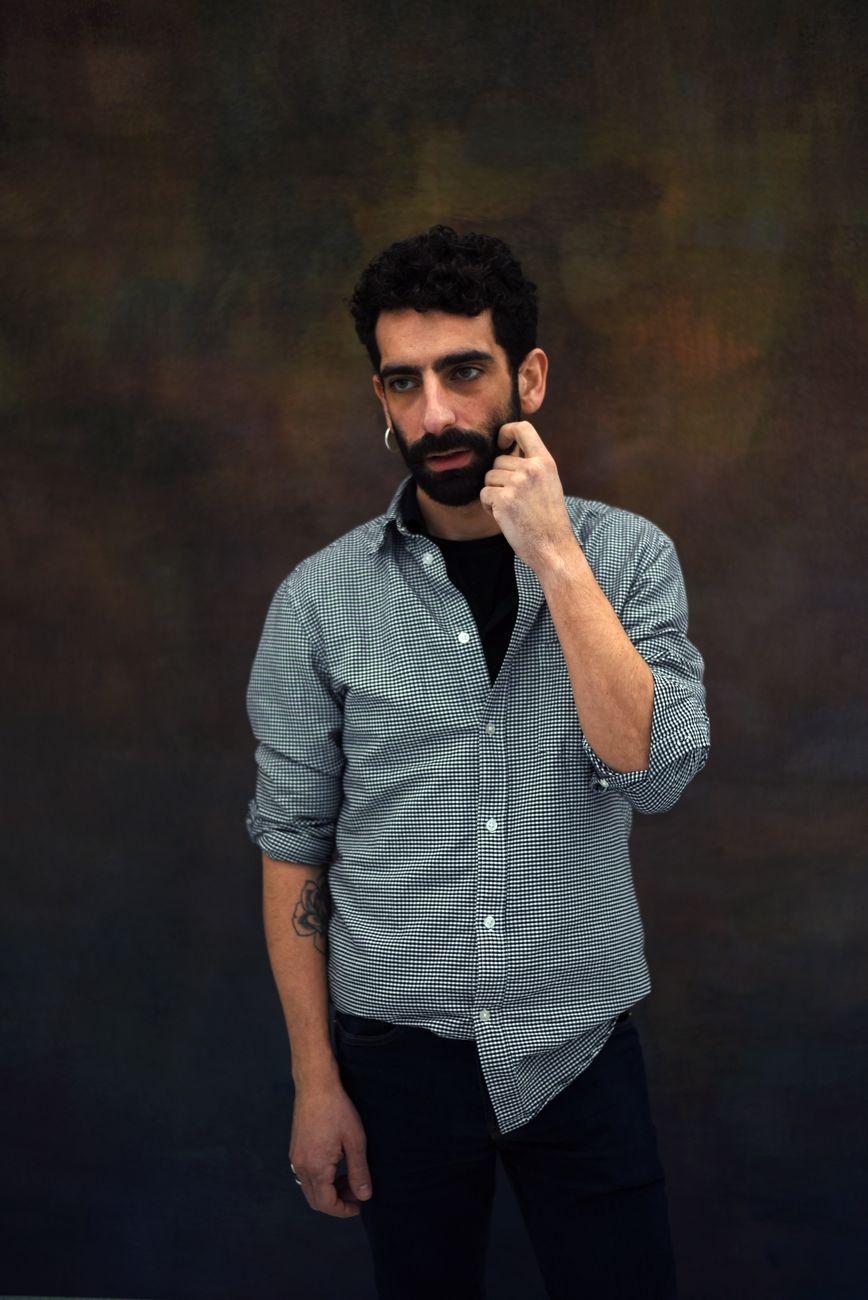Vincenzo Schillaci, 2020. Photo © Riccardo Malberti