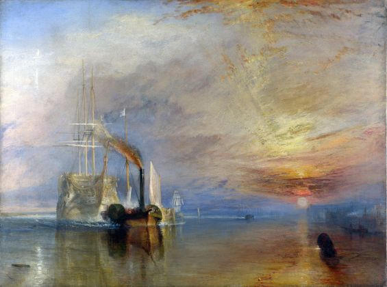 William Turner, La valorosa Téméraire