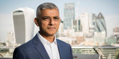 Sadiq Khan, sindaco di Londra