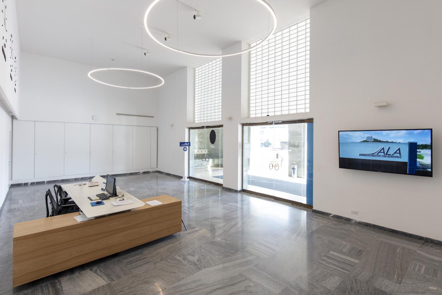 ALA Headquarters Hall - foto ©Amedeo Benestante