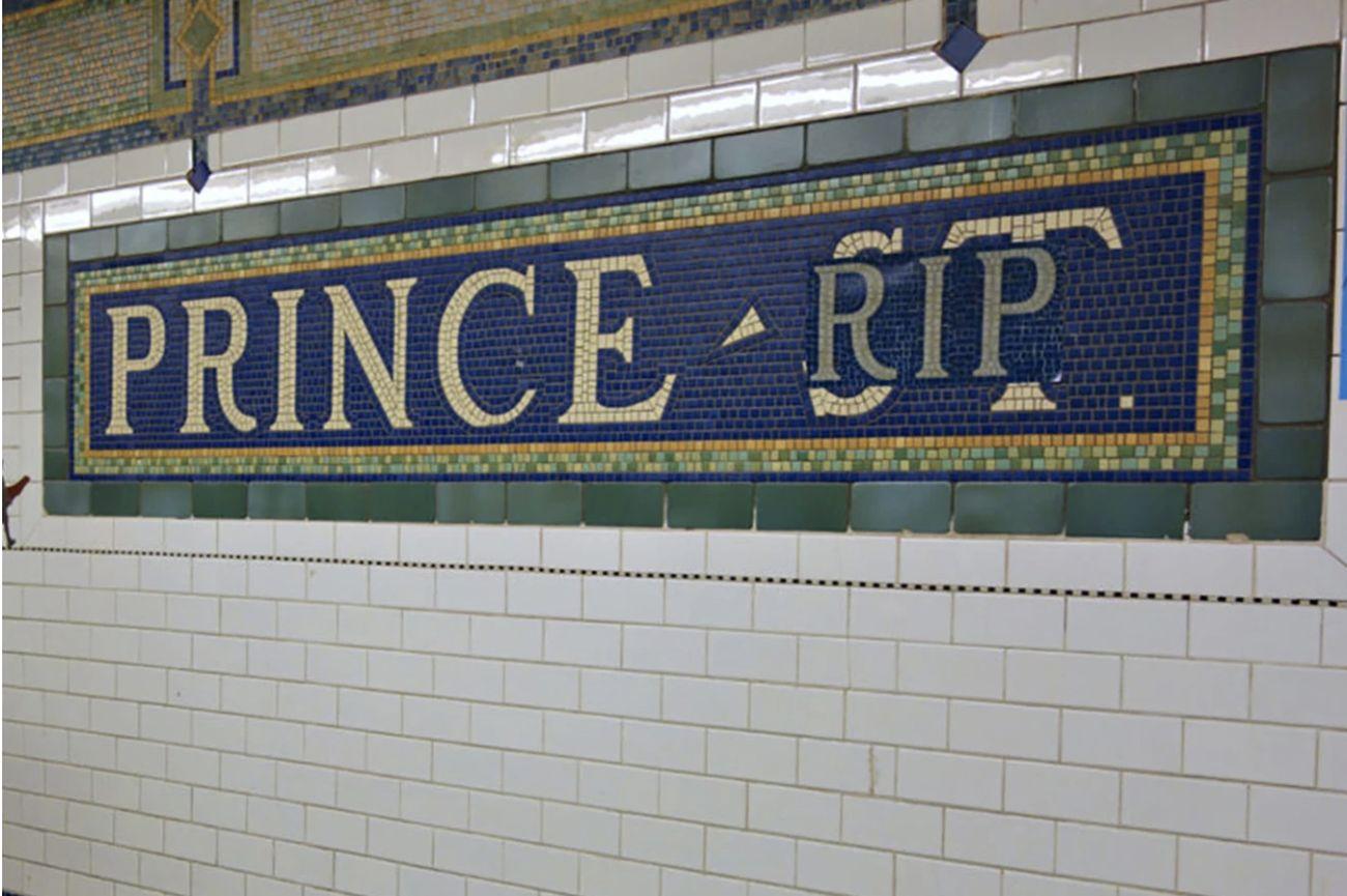 Adrian Wilson, Prince. Photo via Instagram @plannedalism