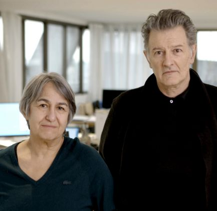 Anne Lacaton and Jean Philippe Vassal_Photo courtesy of Laurent Chalet