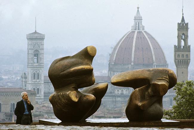 Henry Moore, Forte di Belvedere, Firenze