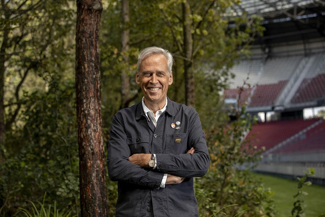 Klaus Littman, Photo Gerhard Maurer, Courtesy of Littmann Kulturprojekte