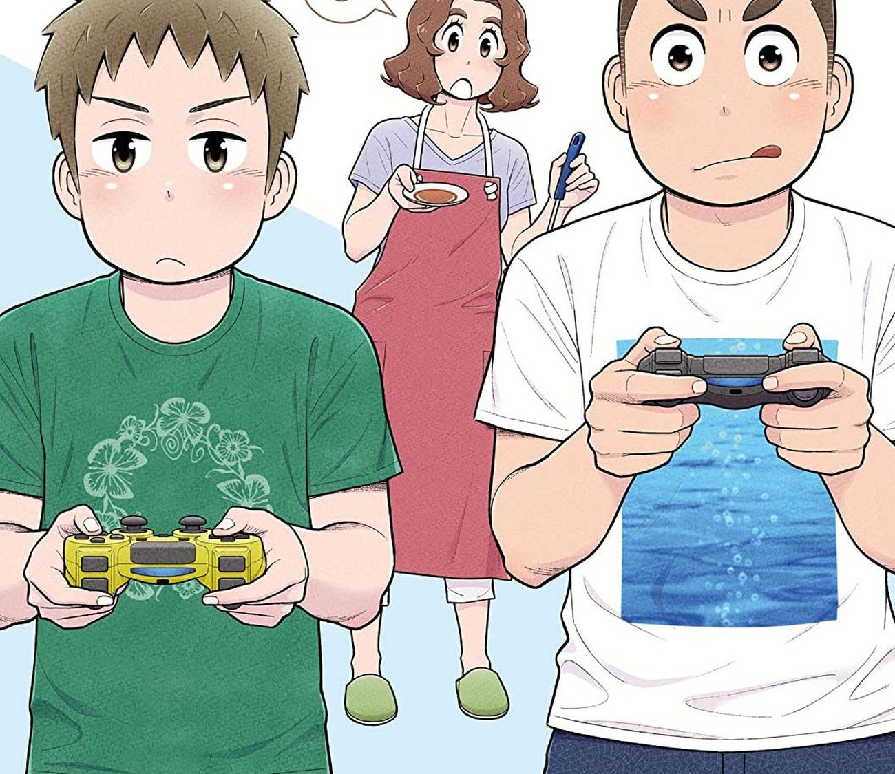 Okura – My son is probably gay. Vol. 1 (Star Comics, Perugia 2021)