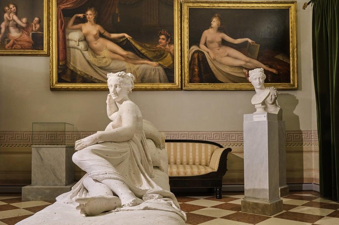 Paolina. Storia di un capolavoroalMuseo Gypsotheca Antonio Canova di Possagno