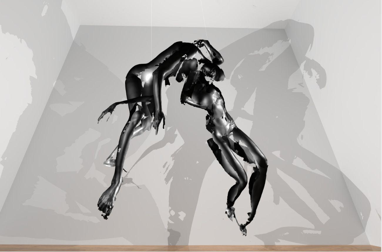 The Divers VI di Sophie Kahn. Courtesy MEET, Milano