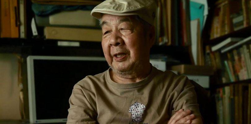 Un ritratto di Yasuo Otsuka