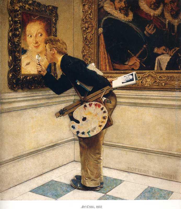 Un artista come osserva le opere d'arte? Ecco cosa dice la scienza
