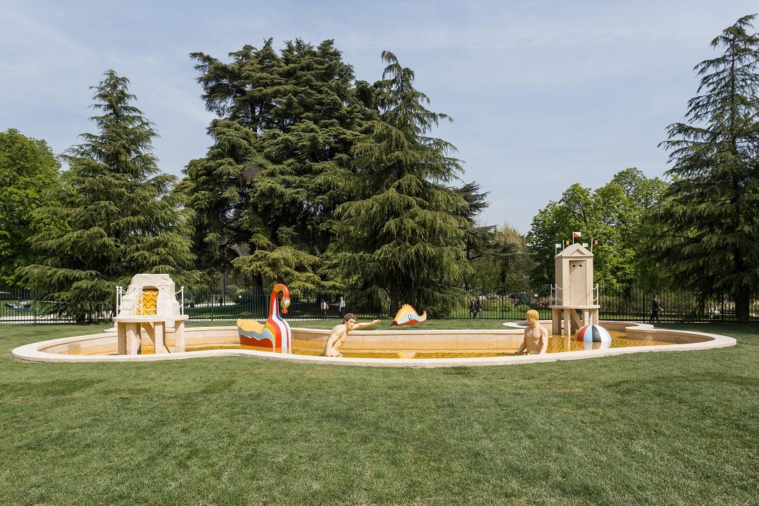 Bagni Misteriosi © Triennale Milano   foto Gianluca Di Ioia