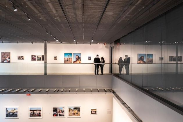 But Still, It Turns. Recent Photography from the World. Exhibition view at ICP – International Center Photography, New York 2021. Photo Francesca Magnani