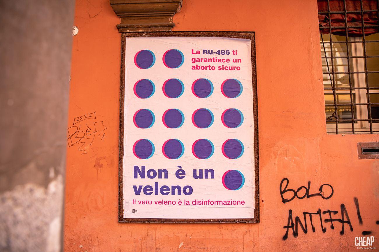 Cheap Festival. Bologna. Photo Margherita Caprilli