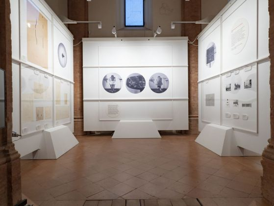 Design! Oggetti, processi, esperienze. Exhibition view, Parma 2021. Photo Roberto Barbaro