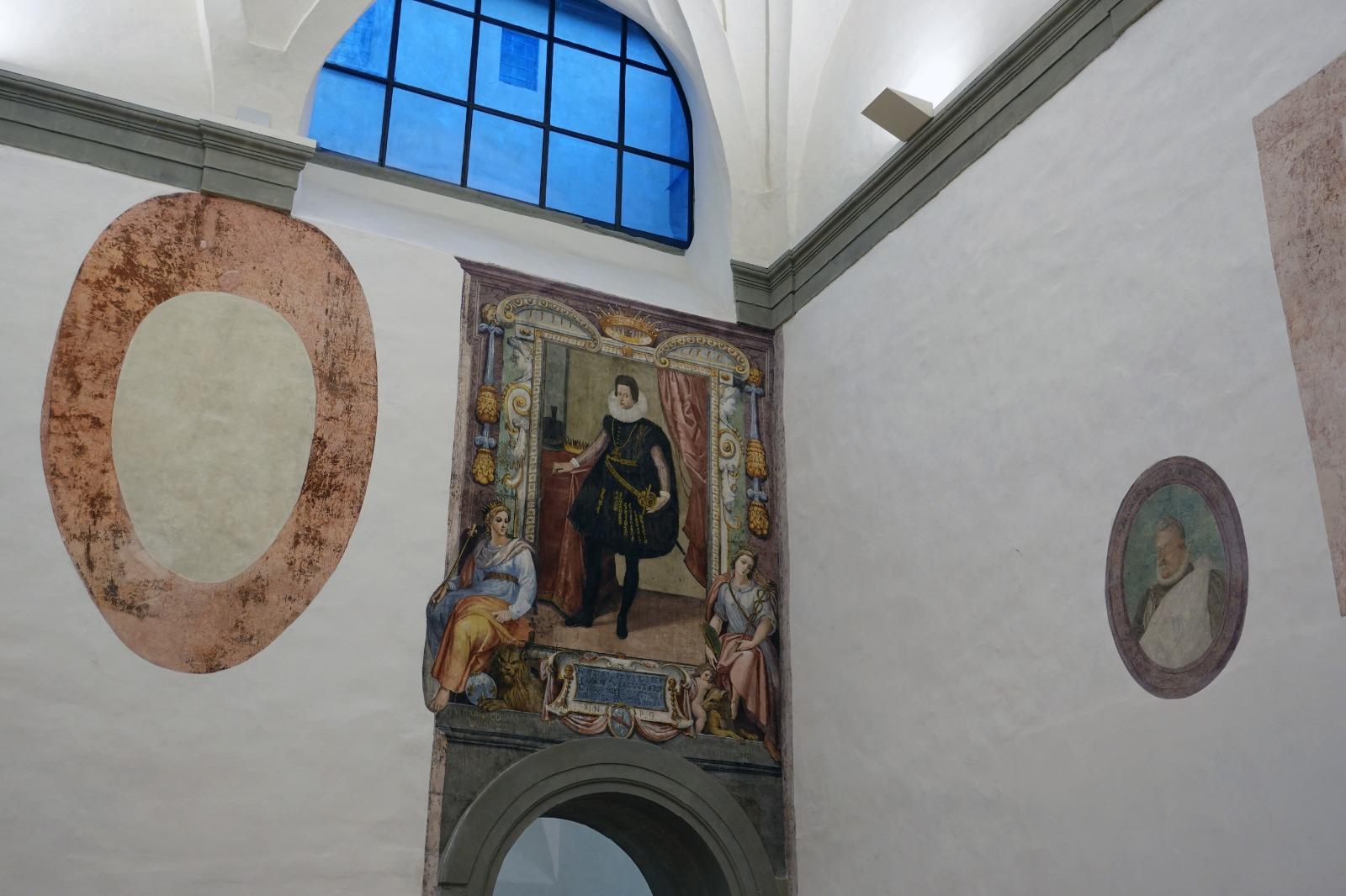 Restauri alle Gallerie degli Uffizi