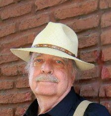 Gene Younglood, Oct. 31, 2012, in San Telmo, Buenos Aires, Argentina. Photo by Jane Youngblood