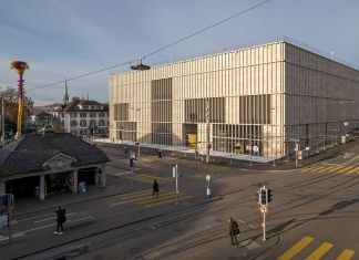 Kunsthaus Zürich, ampliamento di David Chipperfield. Photo © Juliet Haller, Ufficio di urbanistica, Zurigo