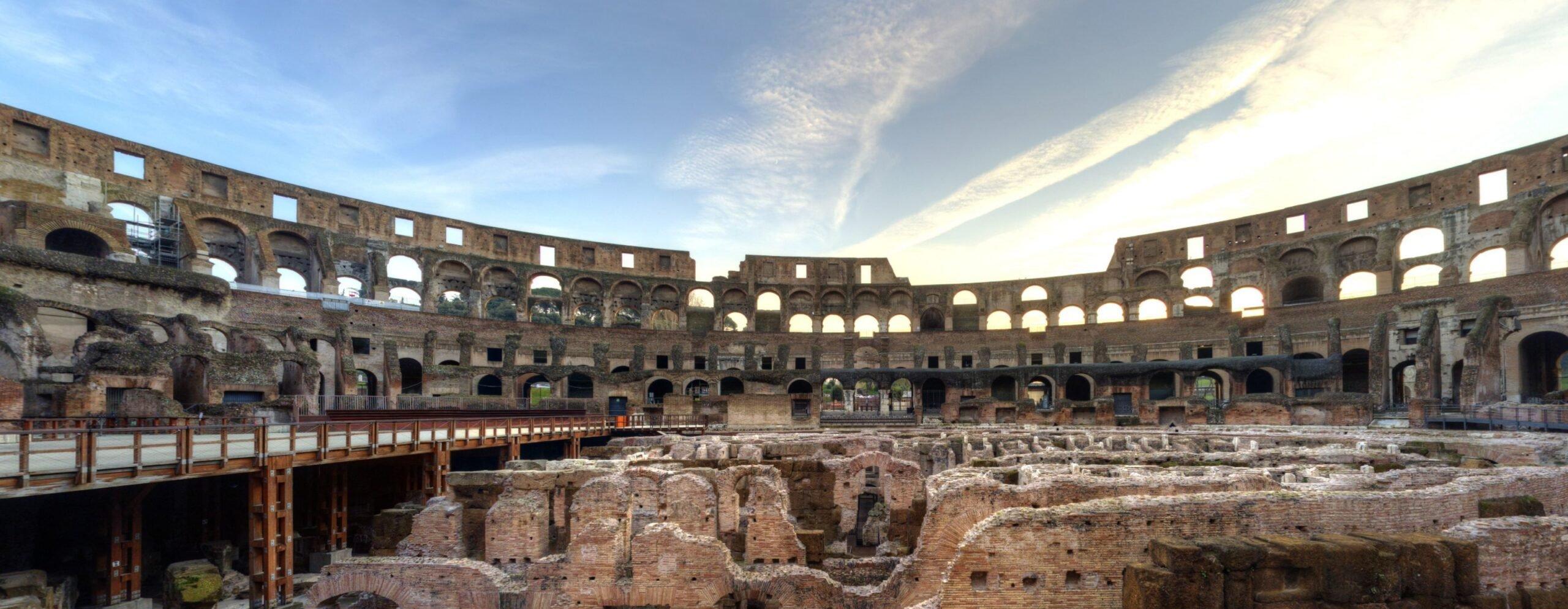 LIVE Culture CoopCulture, Colosseo