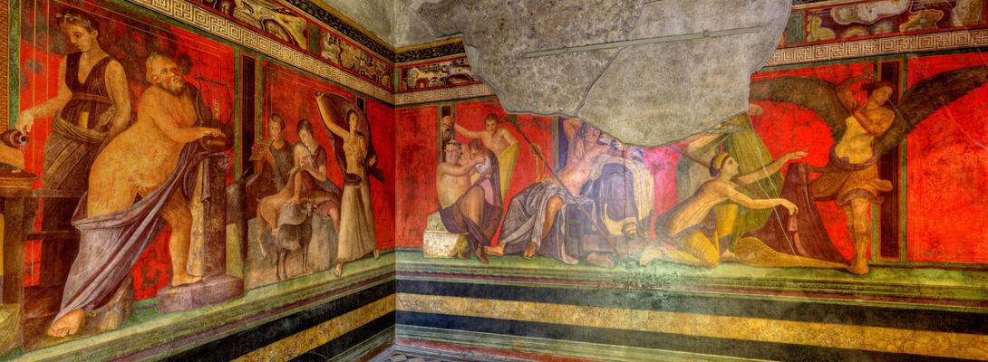 LIVE Culture CoopCulture, Pompei