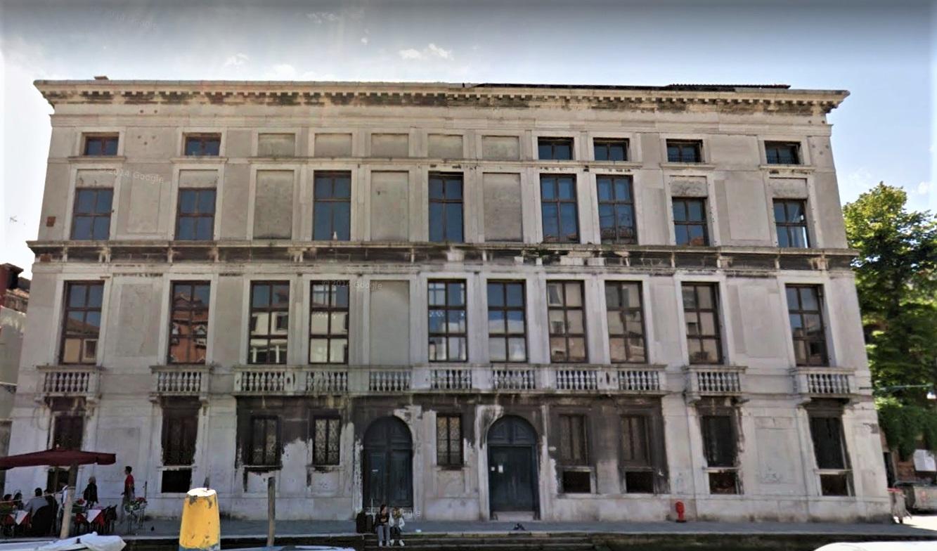 Palazzo Manfrin Venezia