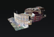 Teatro Verdi Padova, Virtual Tour