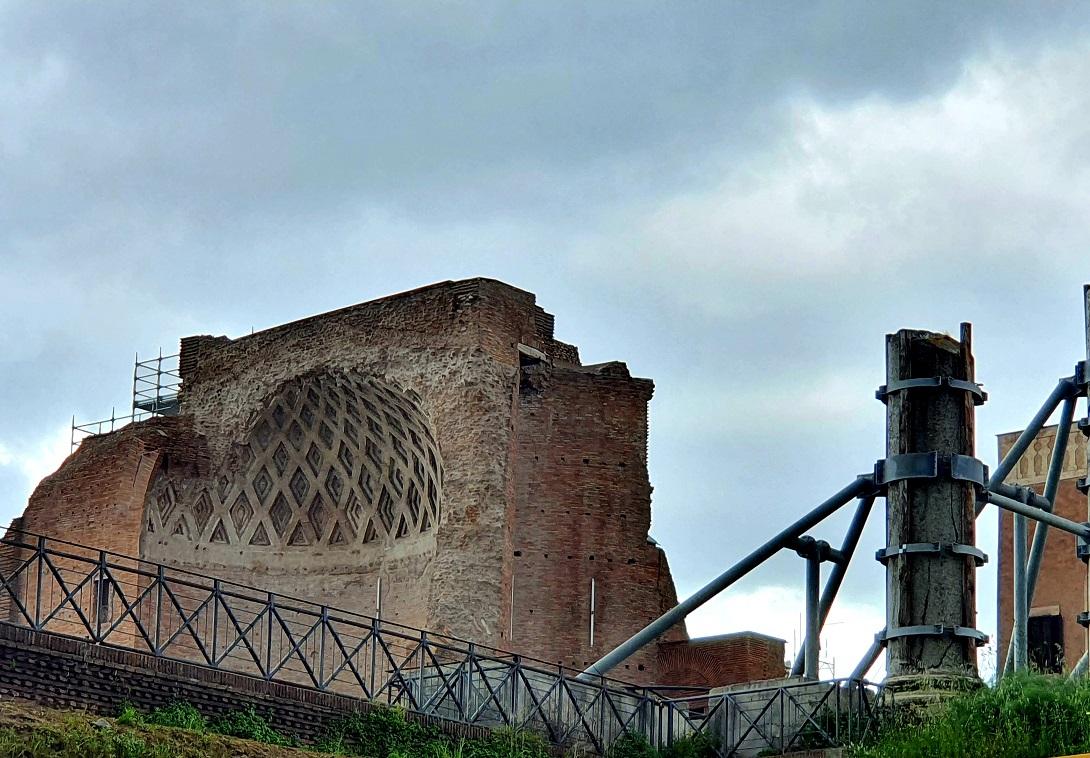 Tempio di Venere, Roma ph. Massimiliano Tonelli